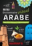 Claude Nimmo - Mini dictionnaire visuel arabe - 4 000 mots et expressions & 2 000 photographies.