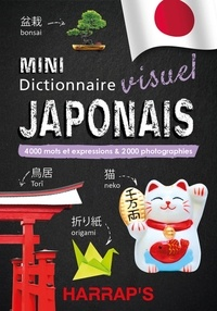 Claude Nimmo - Mini dictionnaire visuel japonais - 4 000 mots et expressions & 2 000 photographies.