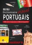 Claude Nimmo - Mini dictionnaire visuel portugais - 4 000 mots et expressions & 2 000 photographies.