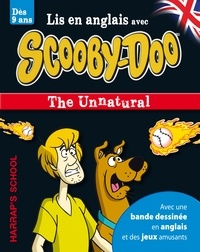 Claude Nimmo - Scooby-Doo - The Unnatural.
