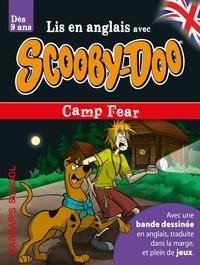 Claude Nimmo - Scooby-Doo - Camp Fear.