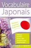 Claude Nimmo - Vocabulaire japonais.