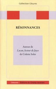 Résonnances - Autour de Lacan, lecteur de Joyce de Colette Soler.pdf