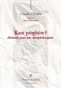 Kant Prophète - Eléments pour une europhilosophie.pdf