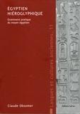 Claude Obsomer - Egyptien hiéroglyphique - Grammaire pratique du moyen égyptien.