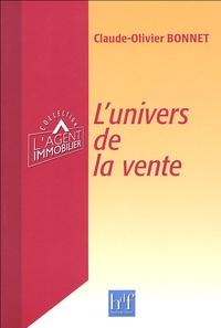 Claude-Olivier Bonnet - L'univers de la vente.