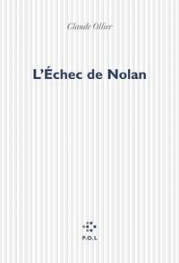 Claude Ollier - L'Echec de Nolan.