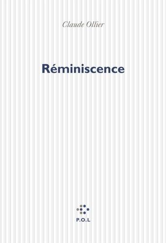 Claude Ollier - Réminiscence.