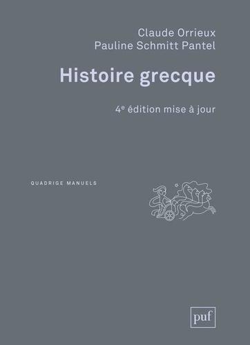 Histoire grecque 4e édition