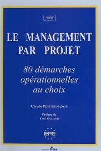 Claude Petitdemange - .