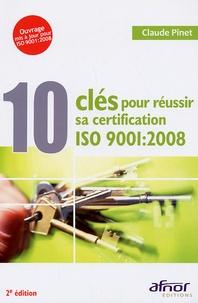 Openwetlab.it 10 clés pour réussir sa certification - ISO 9001 : 2008 Image