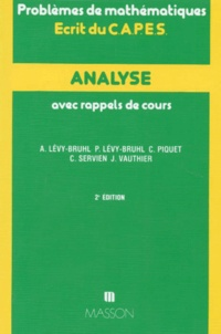 Claude Piquet et L Levy-Bruhl - .
