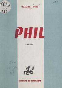 Claude Pire - Phil.