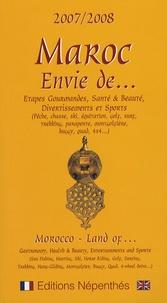 Claude Poirier - Maroc, Envie de... - Edition bilingue français/anglais.