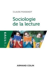 Claude Poissenot - Sociologie de la lecture.