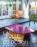 Claude Pommereau - La folle histoire du design au musée des arts décoratifs.