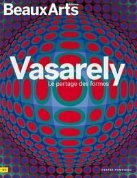 Claude Pommereau - Vasarely, le partage des formes - Centre Pompidou.