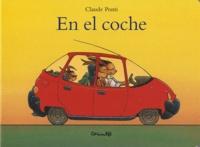 Claude Ponti - En el coche.