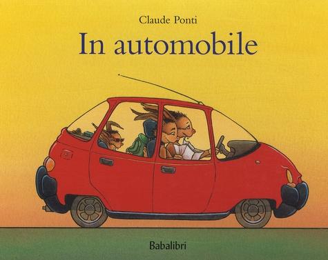 Claude Ponti - In automobile.