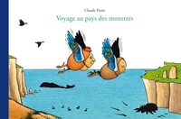 Version complète téléchargeable gratuitement Voyage au pays des monstres par Claude Ponti iBook CHM FB2 9782211307611