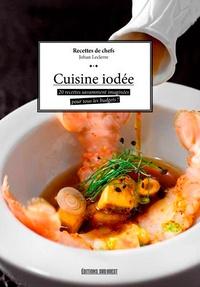 Cuisine iodée - Claude Prigent |