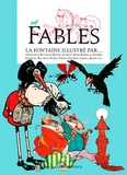 Claude Quétel - Fables - La Fontaine illustré par....