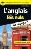 Claude Raimond - L'anglais pour les nuls en voyage !.