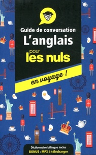 Joomla ebook pdf téléchargement gratuit L'anglais pour les nuls en voyage !  - Guide de conversation MOBI 9782412041741 par Claude Raimond
