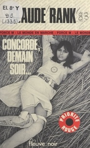 Claude Rank - Concorde, demain soir....