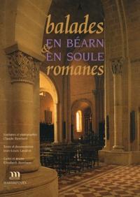 Balades en Béarn & en Soule romanes - Claude Rembert |