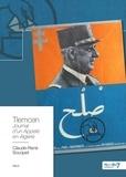 Claude-René Souquet - Tlemcen - Journal d'un appelé en Algérie.