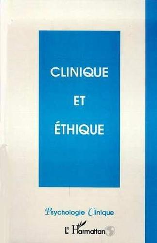 Claude Revault d'Allonnes et  Collectif - PSYCHOLOGIE CLINIQUE NUMERO 5 PRINTEMPS 1998 : CLINIQUE ET ETHIQUE.
