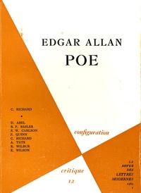Claude Richard - Configuration critique de Edgar Allan Poe.