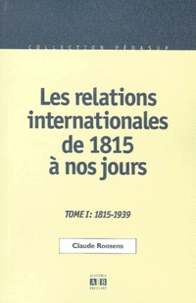 Claude Roosens - .
