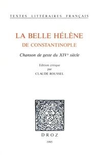 La Belle Hélène de Constantinople - Chanson de geste du XIVe siècle.pdf