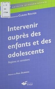 Claude Rouyer et  Collectif - .