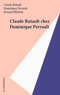 Claude Rutault et Dominique Perrault - Claude Rutault chez Dominique Perrault.