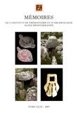 Claude Salicis - Enceintes et structures sommitales des Alpes-Maritimes.