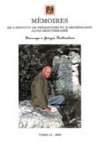 Claude Salicis - L'étude du passé est l'avenir du présent - Hommage à Georges Brétaudeau.