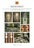 Claude Salicis - Mémoires de l'Institut de Préhistoire et d'Archéologie Alpes Méditerranée - Tome 55, 2013.