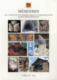 Claude Salicis - Mémoires de l'Institut de préhistoire et d'archéologie Alpes Méditerranée - Tome 56, 2014.
