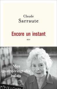 Claude Sarraute - Encore un instant.