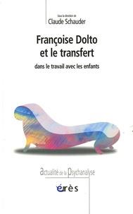 Histoiresdenlire.be Françoise Dolto et le transfert dans le travail avec les enfants Image