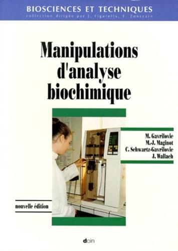 Claude Schwartz-Gavrilovic et Jean Wallach - .