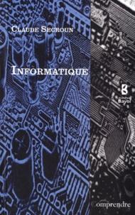 Claude Secroun - Informatique.