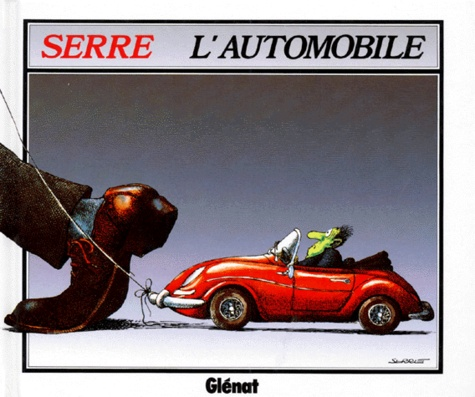 Claude Serre - L'Automobile - Dessins.