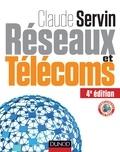Claude Servin - Réseaux et télécoms - 4ème édition.