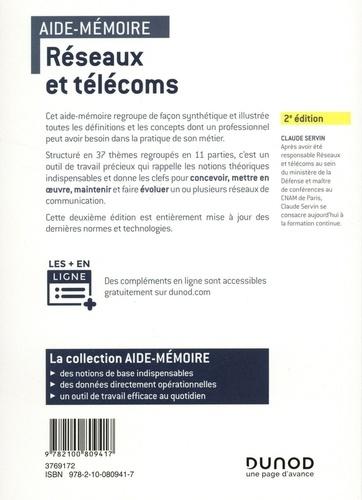 Réseaux et télécoms 2e édition