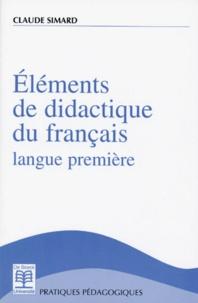 Claude Simard - .