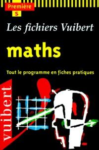 Claude Talamoni et Claude Felloneau - Maths, première S.